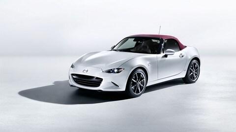 Mazda Special Edition 100th Anniversary FOTO