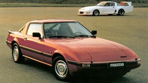 Mazda RX-7: la gallery