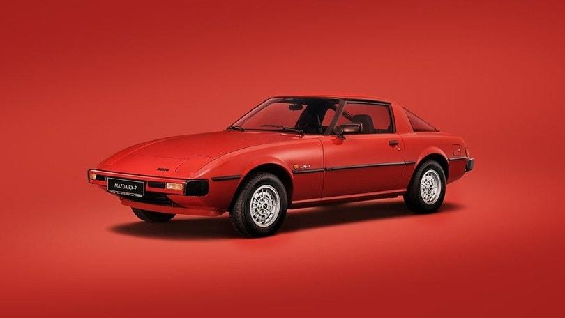 "Mazda RX-7, adrenalina in salsa ""Wankel"""