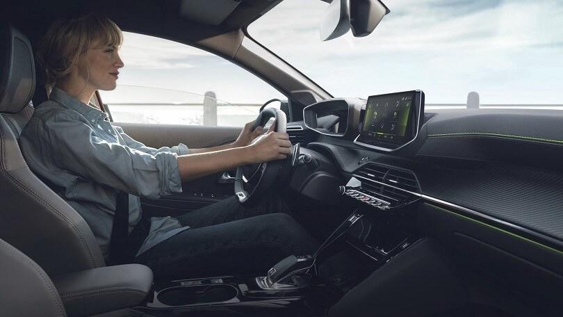 Peugeot 208, debutta i-Cockpit 3D FOTO e VIDEO