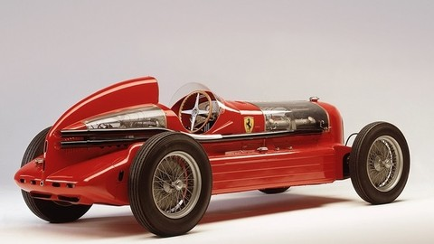 Alfa Romeo 16C Bimotore FOTO