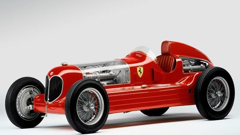 Alfa Romeo 16C Bimotore: la sua storia