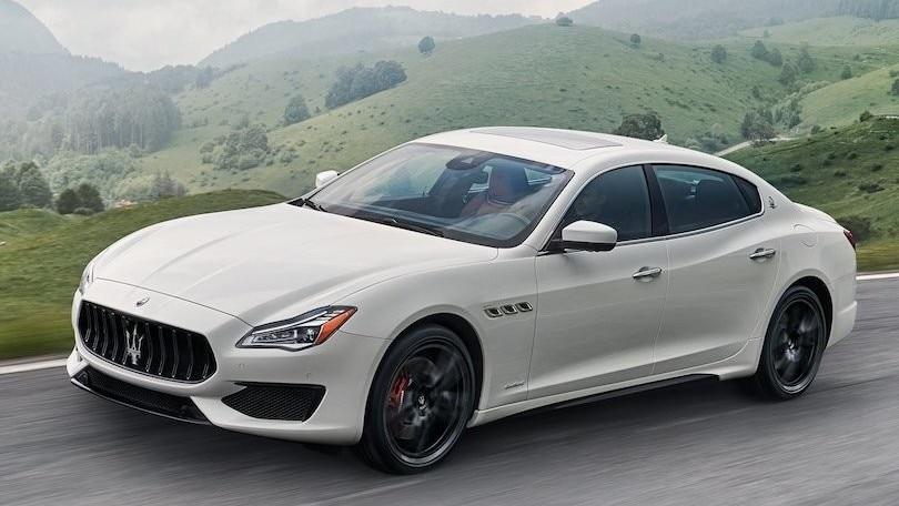 Maserati Quattroporte 2021, infotainment: questione di ...