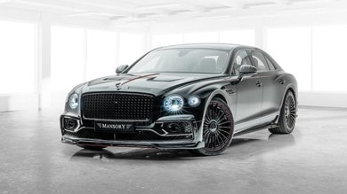 Bentley Flying Spur W12 by Mansory: nel segno dell'opulenza