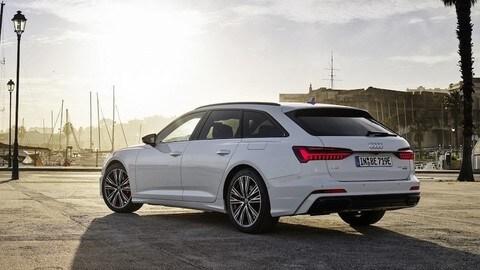 Audi A6 Avant e quattro: foto
