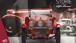 Storie Alfa Romeo, 6C 1750 FOTO