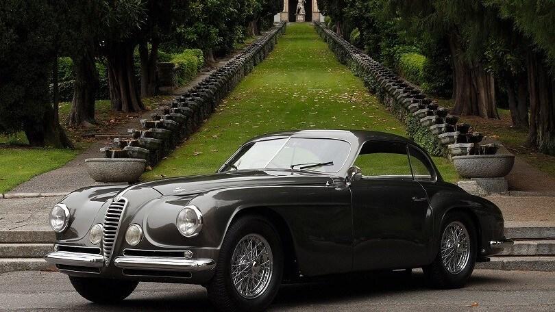 Storie Alfa Romeo, la regina d'eleganza 6C 2500 Villa d'Este