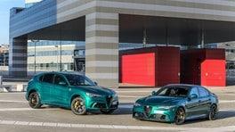 Alfa Romeo Giulia e Stelvio Quadrifoglio MY 2020, al top di gamma con gli ADAS