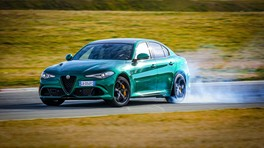 Alfa Romeo Gilulia e Stelvio Quadrifoglio MY 2020 FOTO