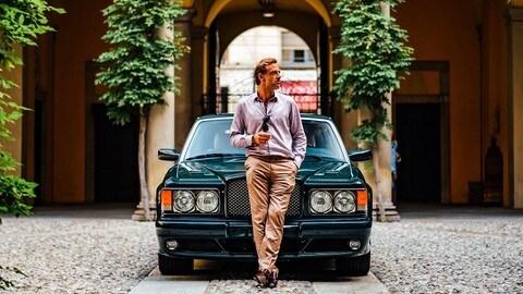 Auto e Bentley: le passioni di Guglielmo Miani FOTO
