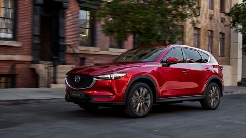 Nuova Mazda CX-5 2020 | LE FOTO