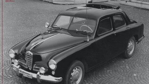 Storie Alfa Romeo, 70 anni di Pantere e Gazzelle FOTO