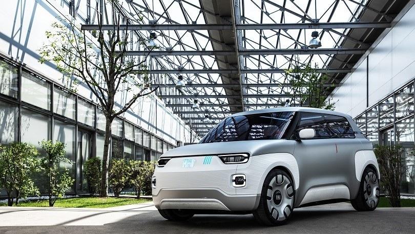 Fiat Centoventi Concept, la democrazia del design fai da te