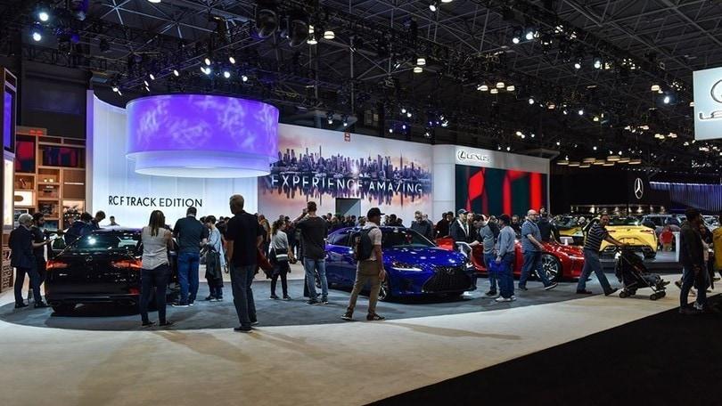 Salone New York 2020 annullato: tornerà con l'edizione 2021
