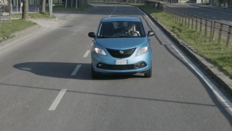 Nuova Lancia Ypsilon EcoChic Maryne a Milano: il video
