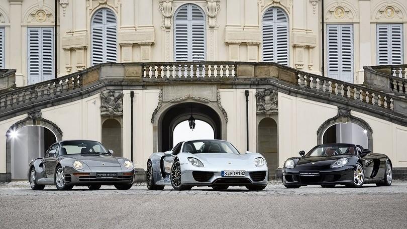 Porsche: alle origini del mito