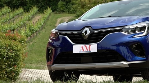 Renault Captur, la prova VIDEO