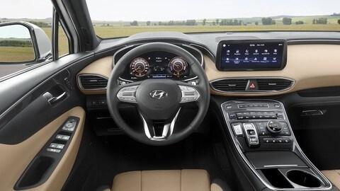 Nuova Hyundai Santa Fe: foto
