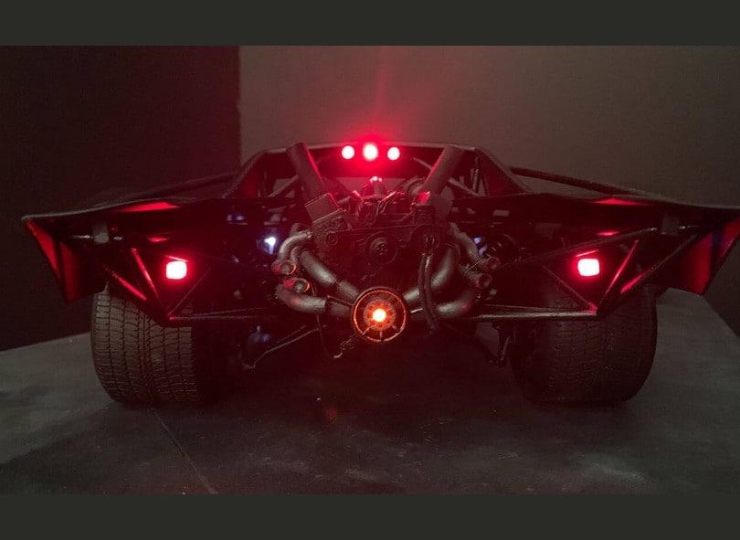 """Batmobile, ecco la nuova auto del Cavaliere Oscuro """"The Batman"""""""