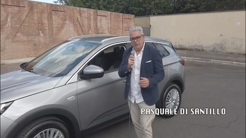 Opel Grandland X, la prova VIDEO