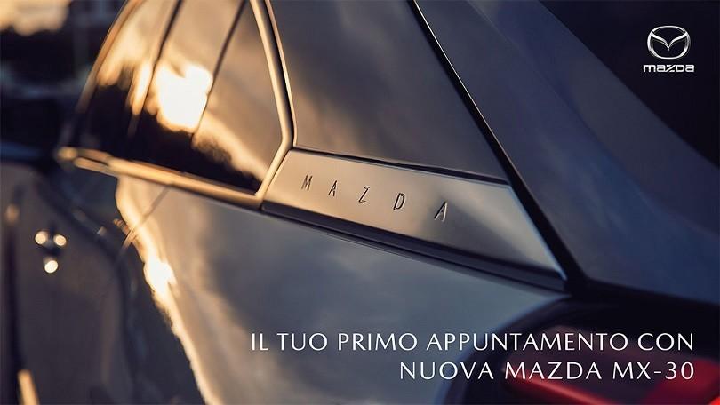 Mazda MX-30, la presentazione ai clienti è un'esperienza digitale