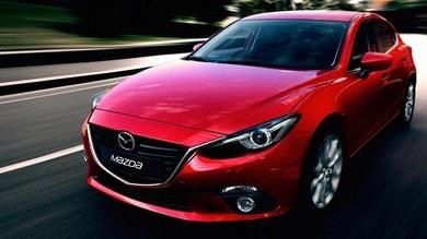 Mazda3, in arrivo con turbo e trazione integrale?