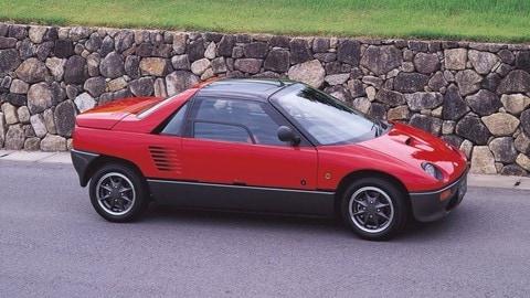 Mazda, tutte le coupé in 60 anni di storia FOTO