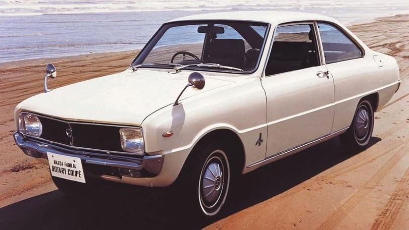 Mazda e le sue coupé: una storia lunga 60 anni