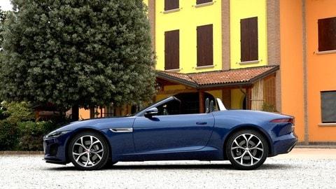 Prova Jaguar F-Type Convertible: VIDEO