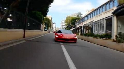 """""""Le grand rendez-vous"""", il corto Ferrari VIDEO"""