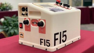 Ferrari, il ventilatore polmonare FI5 è un successo