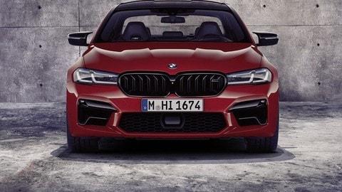 BMW M5 restyling FOTO