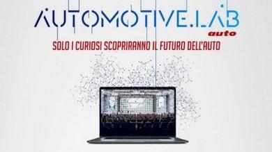 AutomotiveLab, ecco il primo convegno virtuale dedicato al futuro del settore dell'auto
