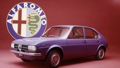 Alfa Romeo Alfasud: la sua storia