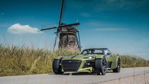 Donkervoort D8 GTO-JD70 FOTO