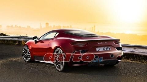 Maserati MC20, il nostro rendering FOTO