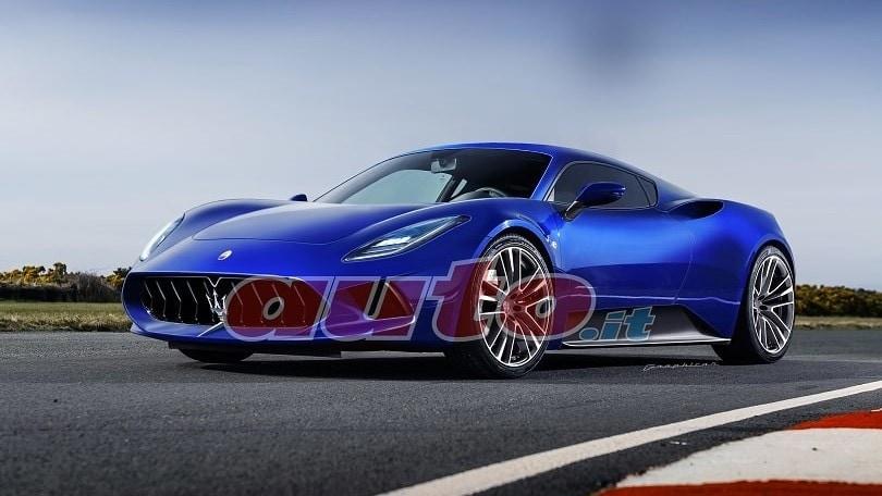 Maserati MC20, ecco la supersportiva del Tridente