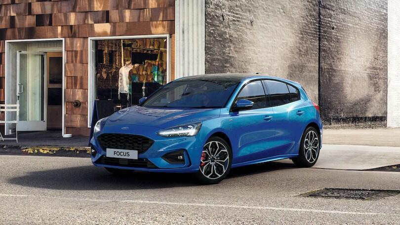 Ford Focus mild-hybrid rilancia l'EcoBoost 1.0