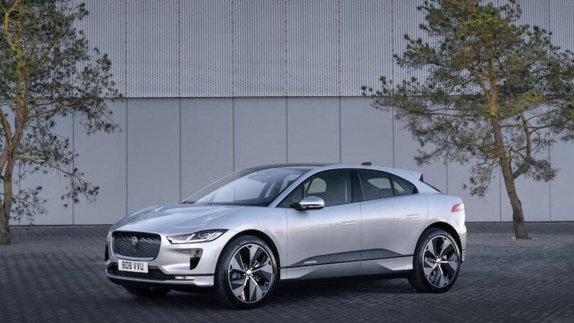 Jaguar I-Pace 2021 accelera su ricarica e infotainment Pivi Pro