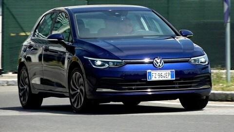 VIDEO: Nuova Golf, prova della 2.0 TDI