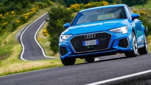 VIDEO: Nuova Audi A3 Sportback, la prova su strada
