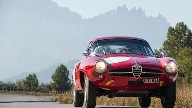 Alfa Romeo, asta speciale di gioielli unici per i 110 anni