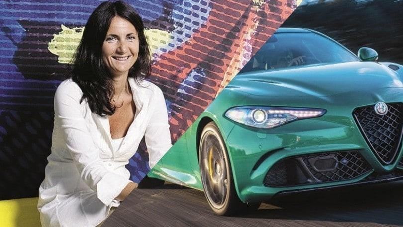 Rossella Guasco, la signora del colore delle auto è la Regina di FCA