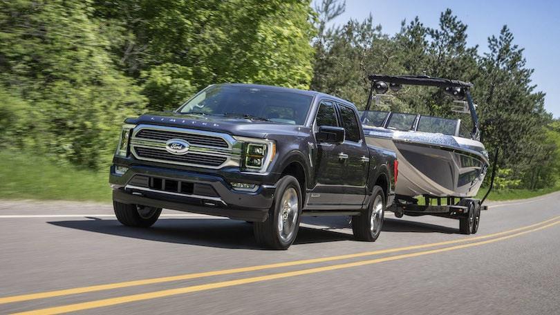 Nuovo Ford F-150, oltre l'Hybrid c'è molto di più sul pick-up