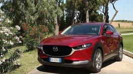 La Mazda CX-30 con lo Skyactiv-G 2.0L da 150 CV  VIDEO