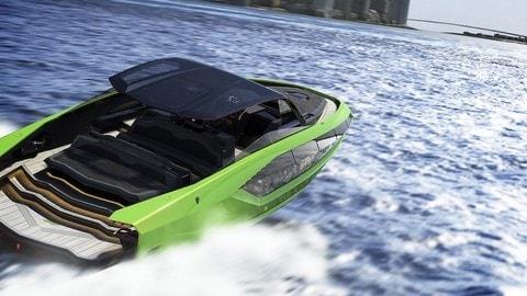 M/Y Tecnomar for Lamborghini 63: foto