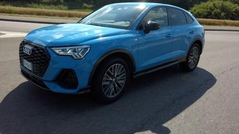 VIDEO: Audi Q3 Sportback 35 TDI, la prova