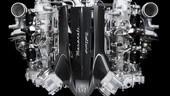 Maserati MC20, Nettuno svela i numeri del V6