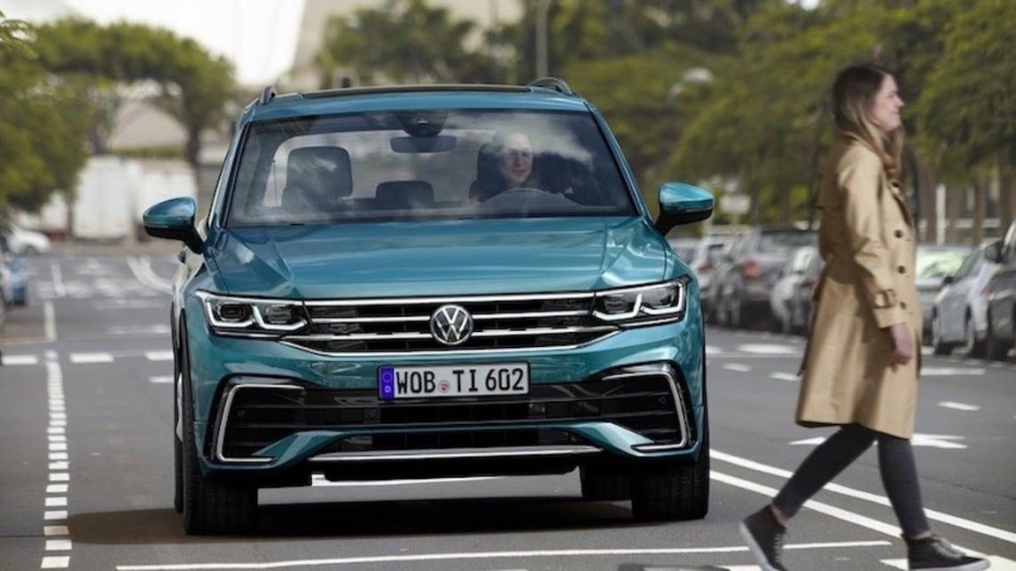volkswagen tiguan restyling 2021: foto - auto.it
