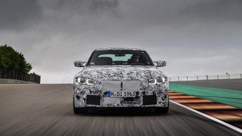 BMW M3 e M4 2020: ecco le prime immagini